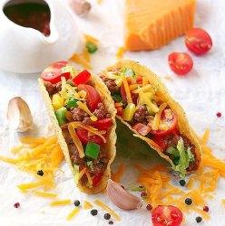 Классическая мексиканская тортилья