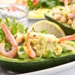 Вкуснейшие салаты мексиканской кухни с авокадо