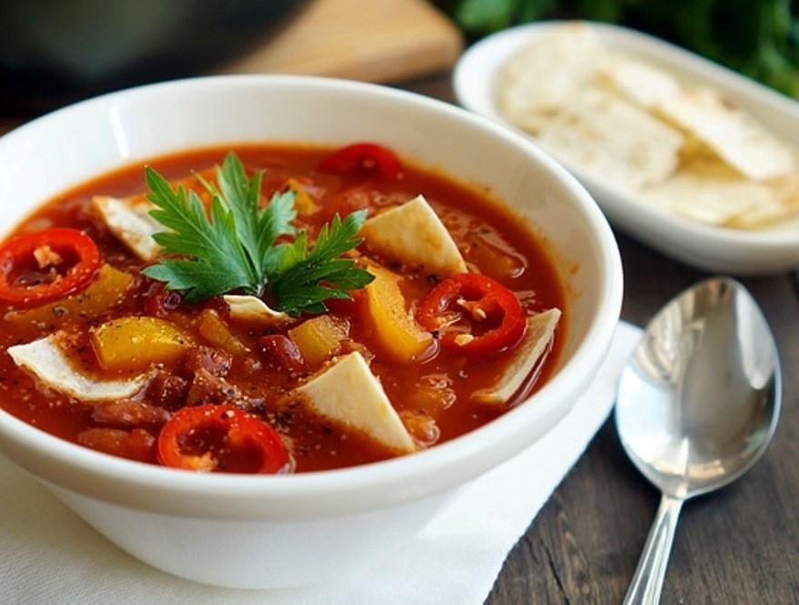 Мексиканские супы