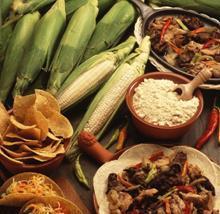 Современная мексиканская кухня