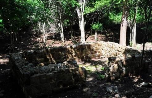Найдена кухня  высшей элиты майя