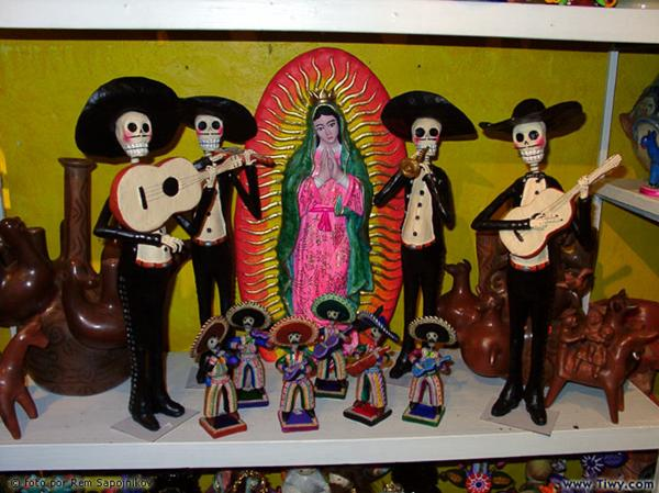 Шопинг в Мексике