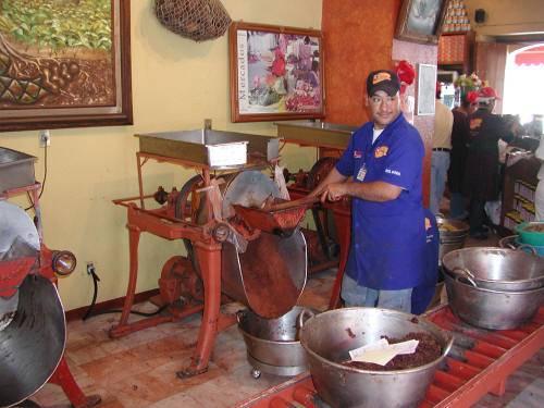 Шоколадные традиции штата Оахака
