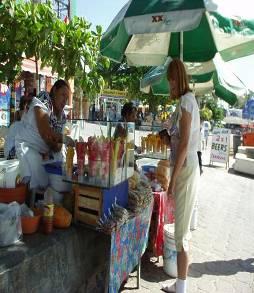 Доморощенный сервис в Мексике