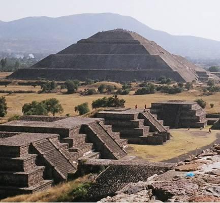 Древние культовые сооружения