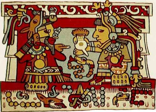 Мифология  древней Мексики