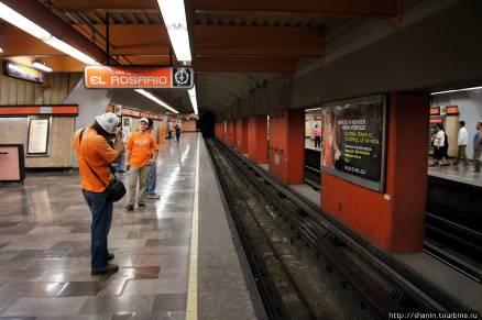 Метро в Мехико – инженерное чудо
