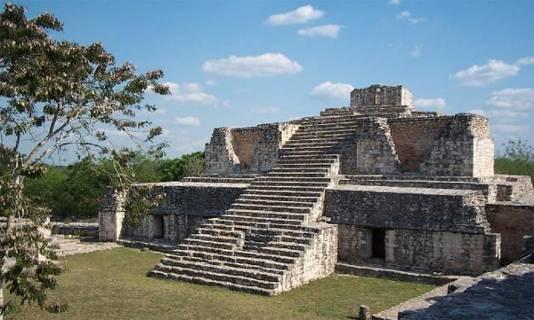 Археологическая зона Эк-Балам