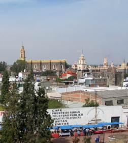 Город церквей Чочула